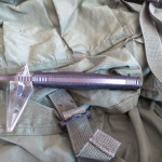 Schön konturierter Griff mit Daumenauflagen/ riffelungen an den wichtigsten Stellen