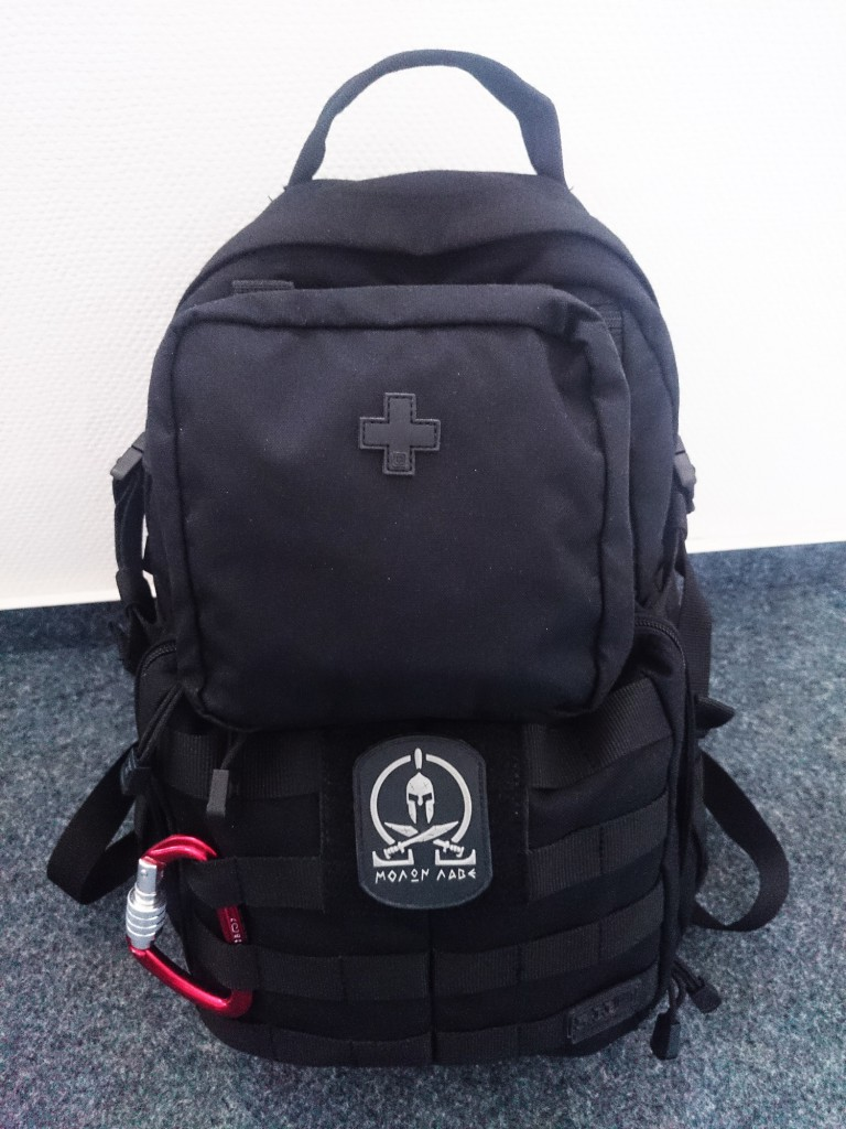 medpouch rucksack
