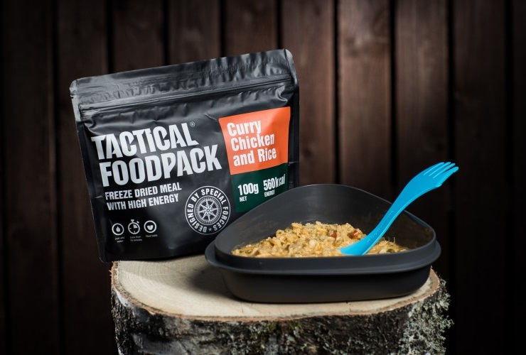 Tactical Foodpack Obramo Security