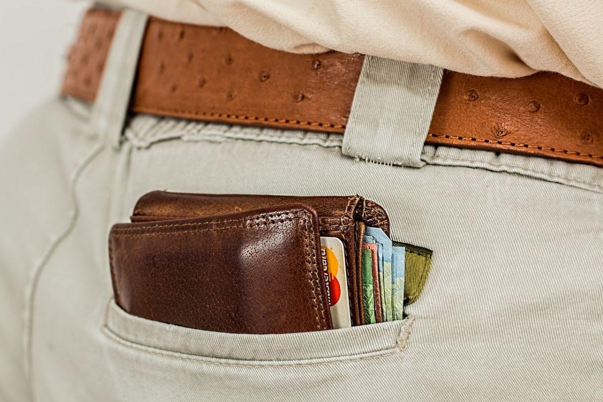 Schutz vor Taschendiebe