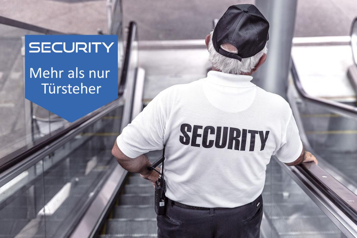 Als Security arbeiten