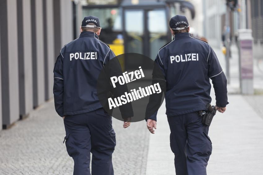 Polizei Ausbildung