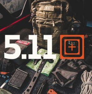 Tactical 5.11 Markenshop - Link zur Kategorie